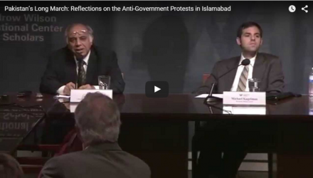 Pakistan's Long March: Reflections on the Anti-Government Protests in Islamabad